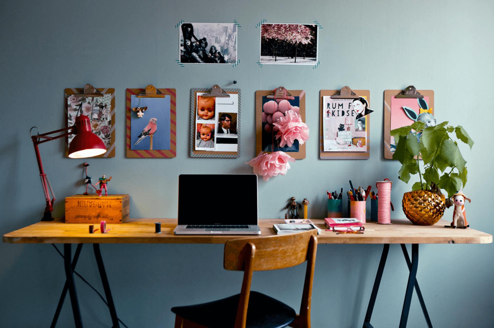 5 điều cần chú ý để có phòng làm việc hoàn hảo