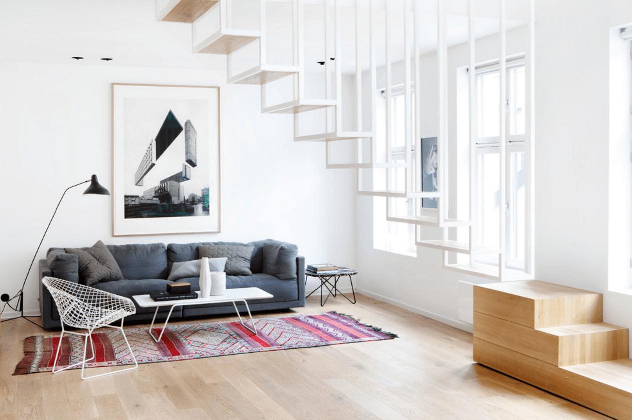 10 ý tưởng để phòng màu trắng không bao giờ tẻ nhạt