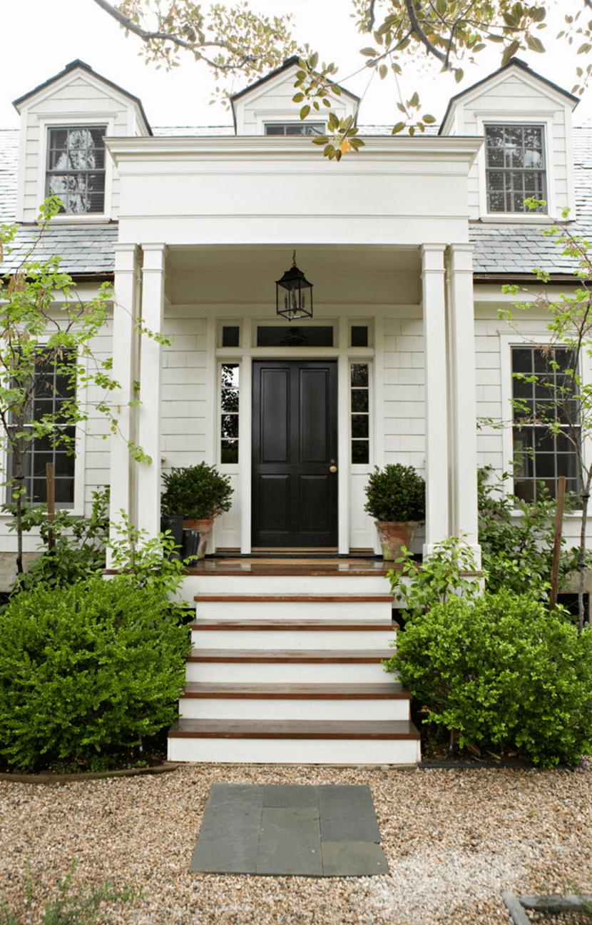Màu sắc cửa chính nói lên điều gì về bạn và ngôi nhà?
