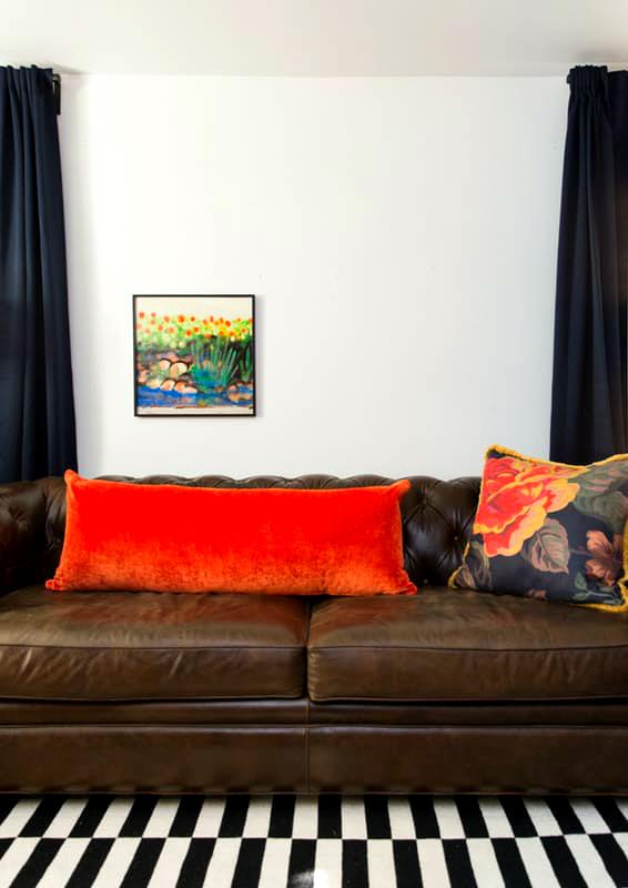 """2 1479316096 Cách biến tấu """"5 trong 1"""" cách trang trí ấn tượng cùng sofa"""