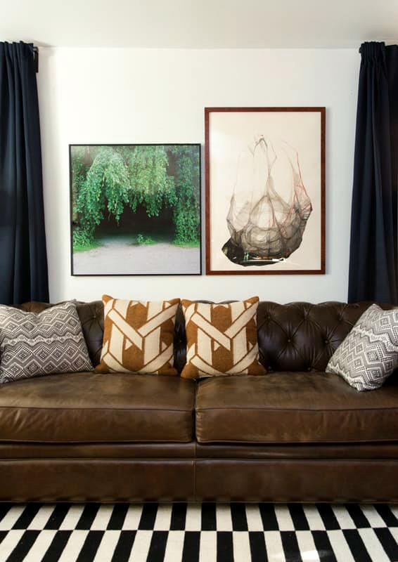 Cách phối màu nội thất đẹp cho phòng khách nhà bạn