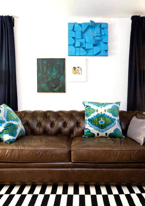 """5 1479316196 Cách biến tấu """"5 trong 1"""" cách trang trí ấn tượng cùng sofa"""