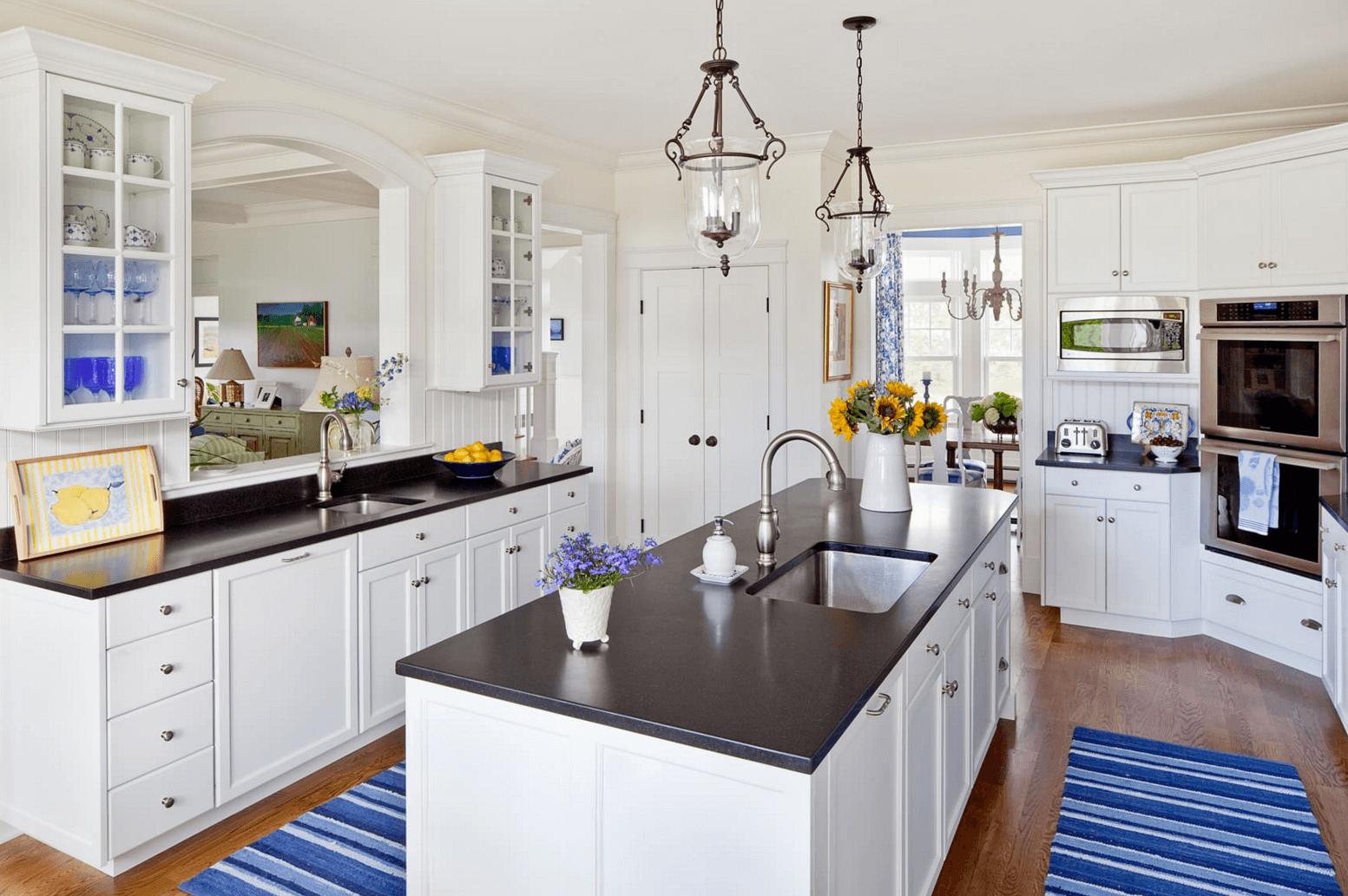 5 ý tưởng để làm mới backspash cho nhà bếp