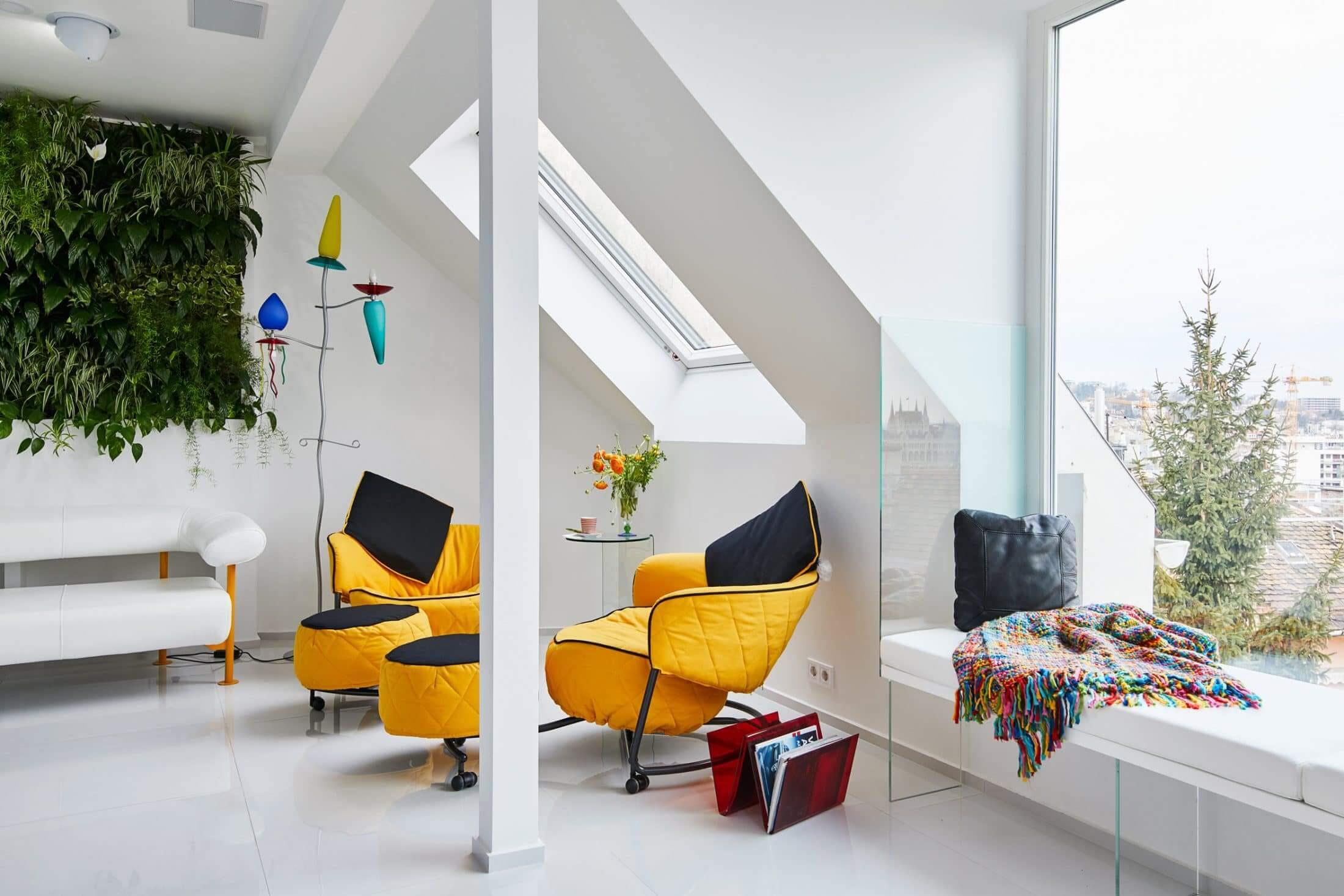 Ấn tượng căn hộ thiết kế mở ở Budapest