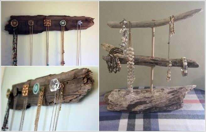 Trang trí cho nhà thêm đẹp với gỗ lũa