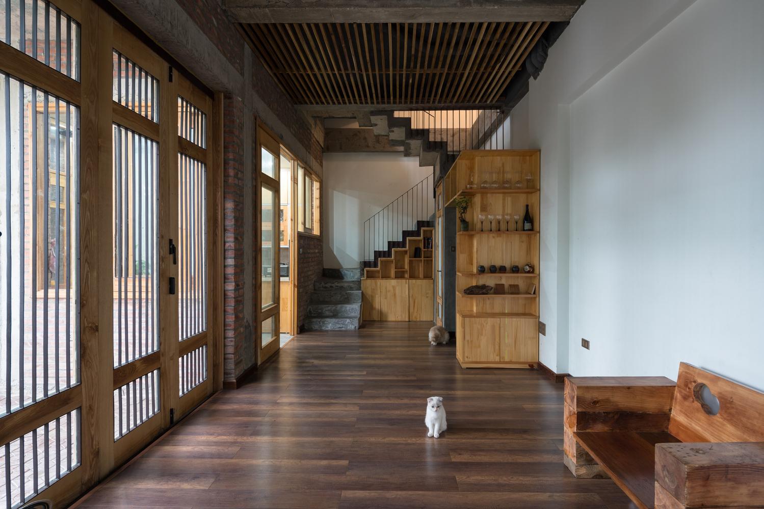 Ngắm ngôi nhà đơn giản và cá tính tại Đà Nẵng