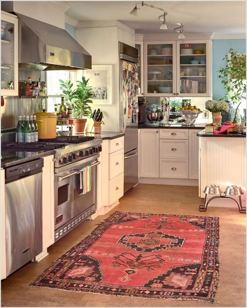 Ch n th m trang tr ph ng b p h p phong th y for Kitchen designs sa