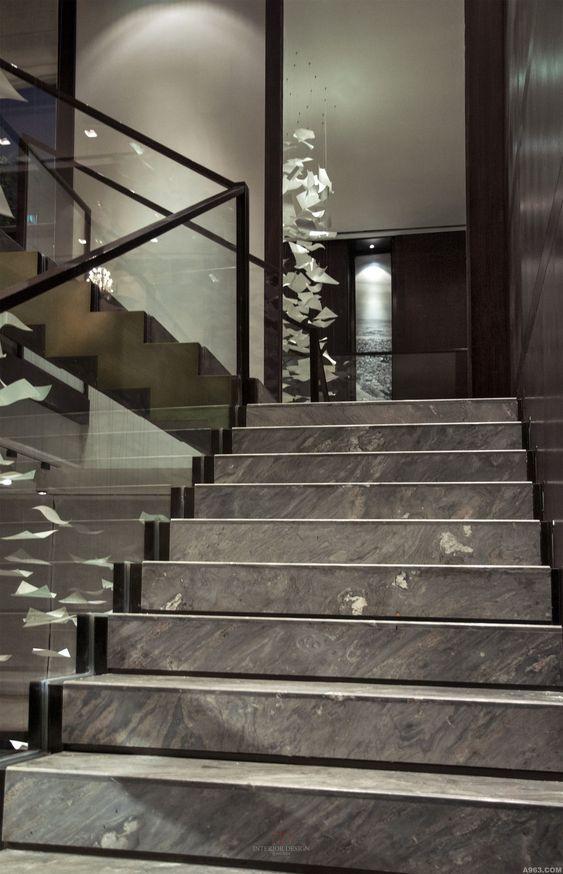 Kinh nghiệm chọn đá ốp cầu thang theo phong thủy