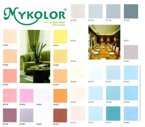 Chọn loại sơn nào cho nhà của bạn?
