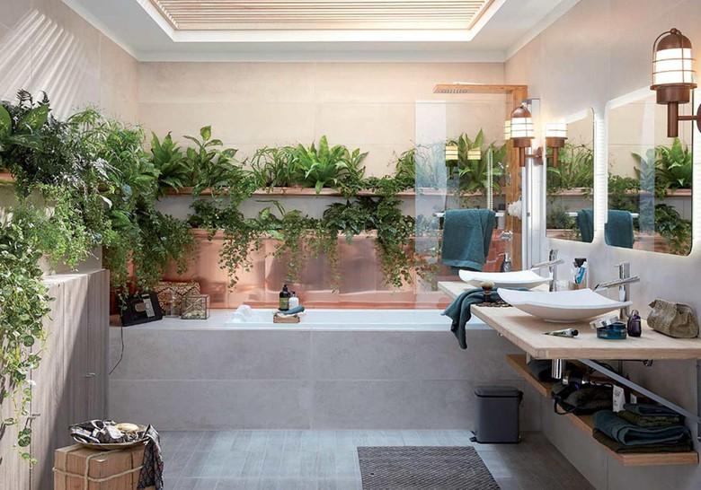 Phòng tắm không phải là nơi chỉ để tắm