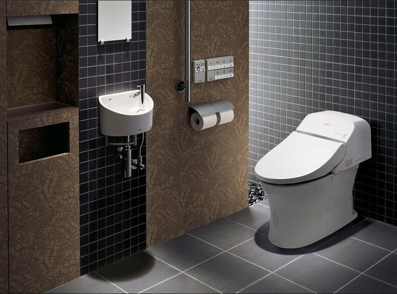 Những công nghệ độc trong thiết bị vệ sinh
