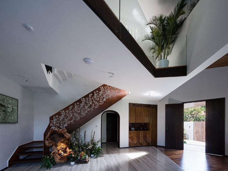 11 1535554609 - Căn biệt thự có hình khối đặc biệt cực đẹp ở Đà Nẵng
