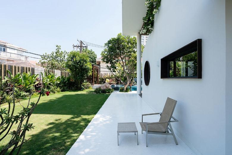 3 1535553921 - Căn biệt thự có hình khối đặc biệt cực đẹp ở Đà Nẵng