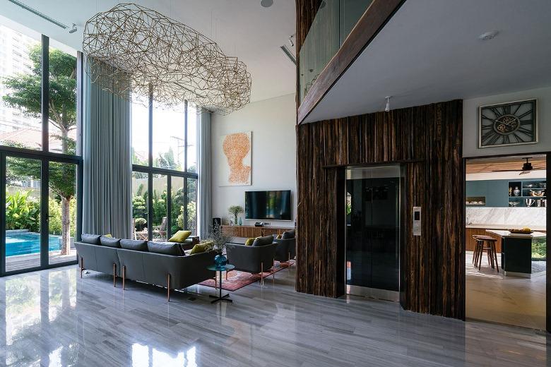 6 1535554218 - Căn biệt thự có hình khối đặc biệt cực đẹp ở Đà Nẵng