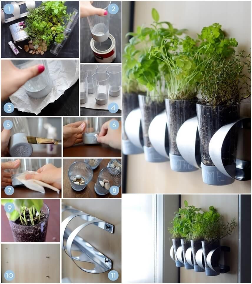 Ý tưởng sáng tạo mang cây xanh vào không gian sống