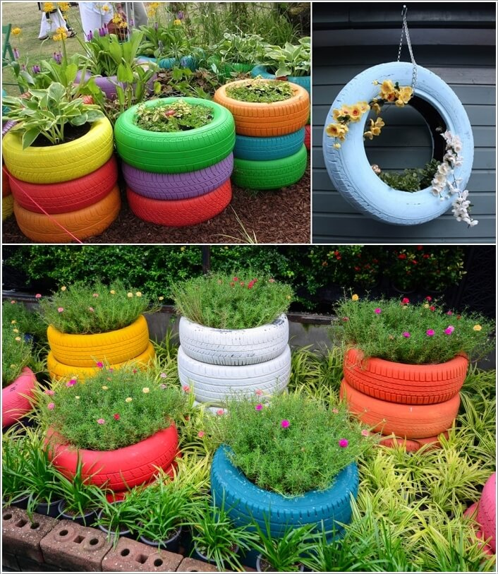 Những ý tưởng hay cho khu vườn ấn tượng