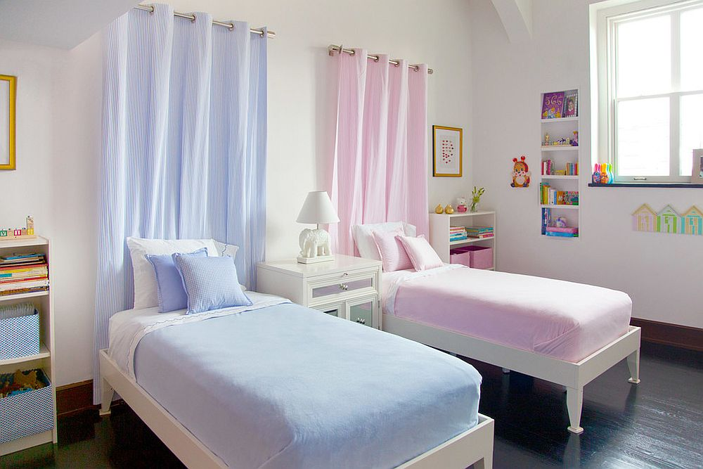 Thiết kế phòng ngủ sáng tạo dành cho bé
