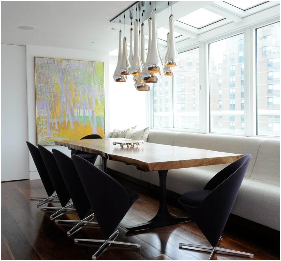 Trang trí nhà thêm ấm áp với gỗ tự nhiên