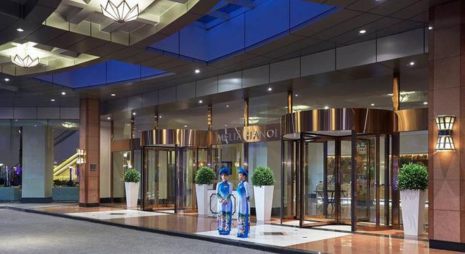Có gì tại khách sạn 5 sao Melia – Nơi phái đoàn Triều Tiên vừa dừng chân?