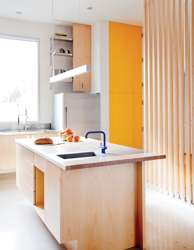Cách phối màu sắc cho không gian nhà màu trắng