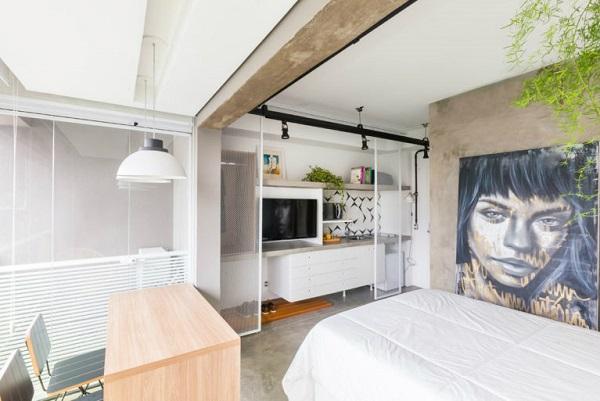 Giật mình với căn hộ nhỏ 24m2 đầy đủ tiện nghi
