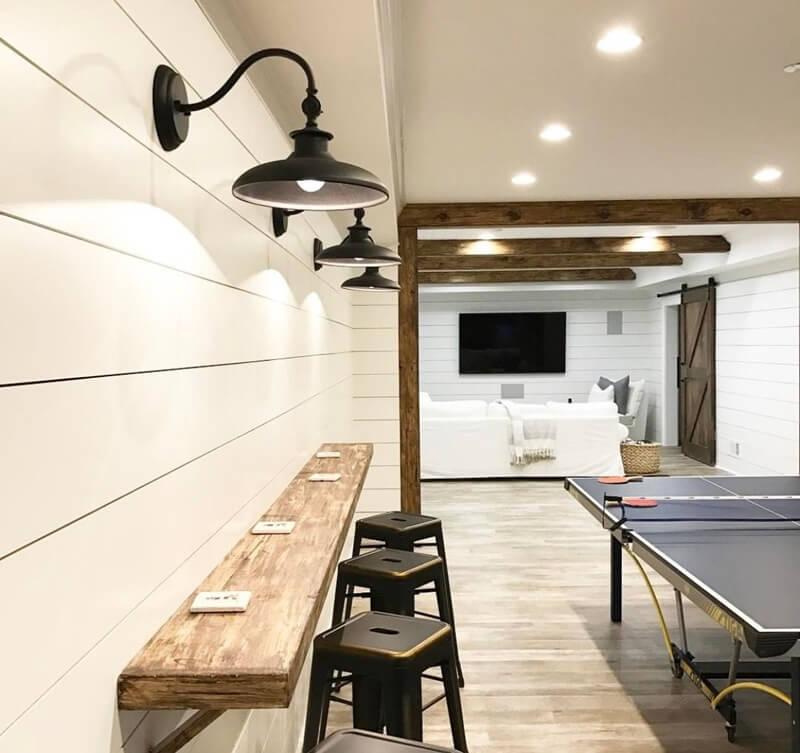 Ý tưởng thiết kế tuyệt vời cho không gian tầng hầm