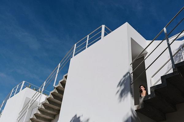 """Lạ mặt với dải nhà có lớp áo cầu thang ngoài """"bắc cầu"""""""