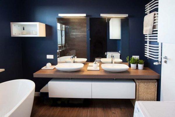 Bố trí phòng tắm hợp phong thủy