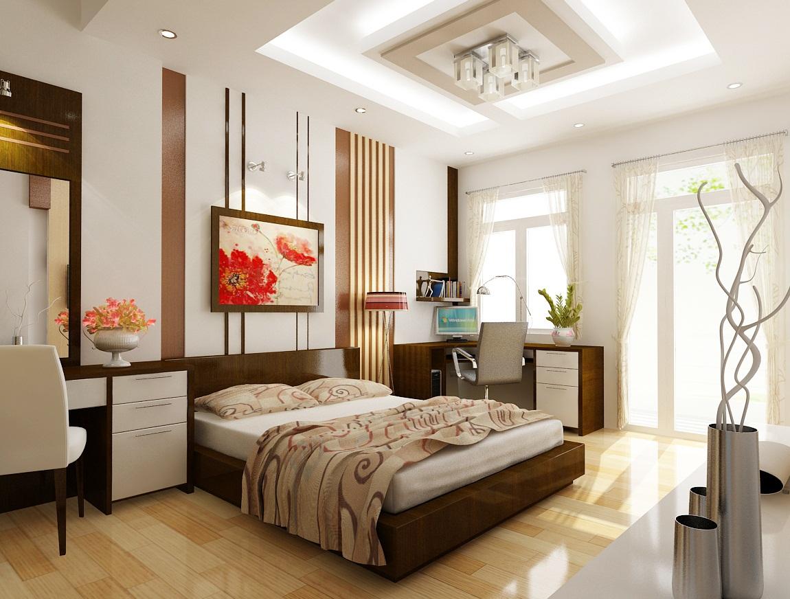 Phòng ngủ đúng phong thủy