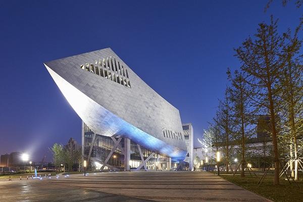 """Ngắm bảo tàng công nghiệp hình """"chiếc thuyền nâng"""""""
