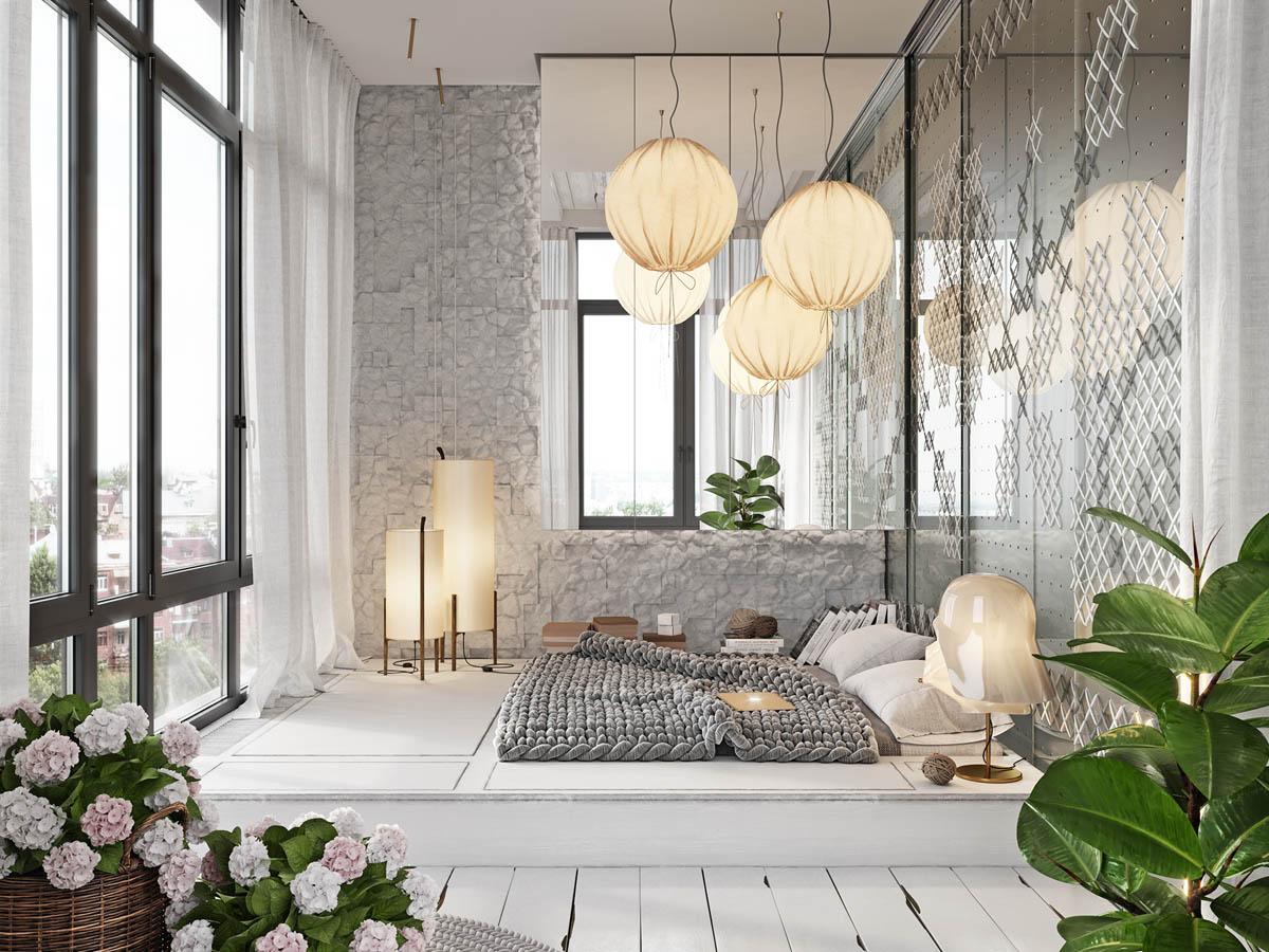 Mẫu thiết kế phòng ngủ cho thanh thiếu niên