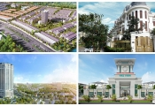 Dự án trong tuần: Ra mắt Homeland Central Park, mở bán khu phố Cát Tường và chào bán biệt thự An Khang Villa
