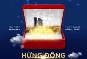 Ngày 8/11: Giới thiệu tháp Ethereal thuộc dự án Wyndham Soleil Danang