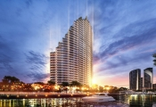 """""""Sống xanh, sống đẳng cấp"""" trong tòa tháp đặc biệt tại dự án 1,2 tỷ USD của Sunshine Group"""