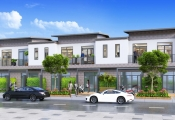 Xuất hiện khu đô thị kiểu mẫu đầu tiên tại Tân Phước - Đồng Xoài