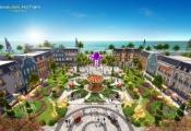 Đa năng, khan hiếm - Shophouse biển Wonderland Hồ Tràm hút khách