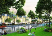 Không gian sống xanh, hiện đại tại Phương Nam River Park