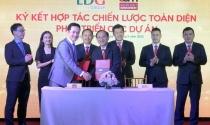 LDG Group công bố 5 dự án chiến lược và hợp tác cùng quỹ S.A.M