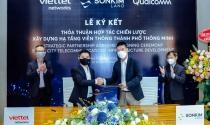 SonKim Land ký kết thỏa thuận chiến lược với Viettel Networks xây dựng nền tảng mạng viễn thông cho khu đô thị thông minh The 9 Stellars