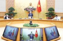 Chính phủ tổ chức hội nghị toàn quốc bàn giải pháp cho phát triển