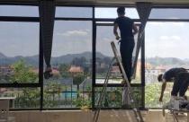 Phim cách nhiệt giúp chống nóng cho nhà kính