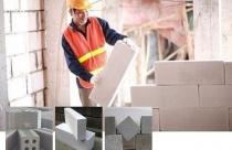 Gạch bê tông nhẹ - vật liệu xanh cho các công trình dân dụng
