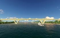 Hải Phòng: Ngày 16/5 khởi công 2 cây cầu trị giá 677 tỉ đồng