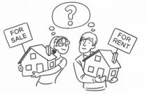 Thuê hay mua nhà: Đâu là lựa chọn phù hợp túi tiền?