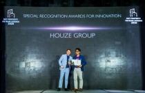 Houze Group nhận giải thưởng đổi mới sáng tạo 2020 trong lĩnh vựcbất động sản