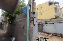 Giải quyết việc trổ cửa vào lối đi chung hẻm 141 Bà Triệu, TP. Vũng Tàu