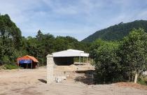 Bắc Giang: Lén lút xây dựng nhà xưởng trên đất lâm nghiệp