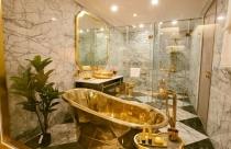 Việt Nam sỡ hữu khách sạn mạ vàng đầu tiên trên thế giới