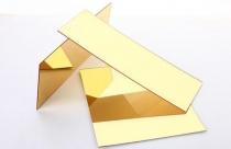 Ứng dụng của inox vàng gương trong nội ngoại thất