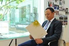 [Hồ sơ doanh nhân] Nguyễn Hoàng Tuấn - người sáng lập Sơn Kim Land